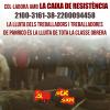 Demostrem la nostra solidaritat amb la lluita dels treballadors i treballadores de Panrico!