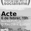 30 anys lluitant pel poder obrer i el socialisme