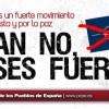 No a l'ampliació de l'ús de la base de Morón per les forces armades nord-americanes