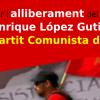 Concentració per l'alliberament del camarada del PCM