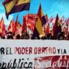 DECLARACIÓ DEL SECRETARIAT POLÍTIC DEL COMITÈ CENTRAL DEL PCPE