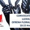 Activitats del PCPC a LLeida per la Diada