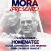 Homenatge al nostre Camarada Mora