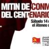 100 años después, nos vemos en Madrid el 14 de Octubre