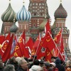 Celebració aniversari Revolució Soviètica