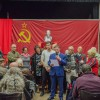 Acte del 100 aniversari de la Gran Revolució Soviètica a Amposta