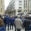 Crònica concentració per les pensions a Lleida
