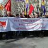 Crònica manifestació per les pensions a Barcelona