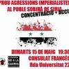 Prou agressions al poble sobirà de Síria