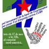 Concentració al Consolat nord-americà el proper 17 de Maig