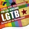 Por la libertad afectiva y sexual, por los derechos LGBTI