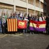 Acte del PCPC amb els camarades del Partit Comunista Danès