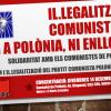 Solidaritat amb el Partit Comunista de Pòlonia