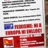 NO PASSARAN! FEIXISME NI A CATALUNYA, NI A EUROPA, NI ENLLOC!
