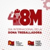 8M: Dia internacional de la dona treballadora