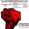 Acte sobre l'ALBA a Barcelona