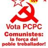 Programa electoral del PCPC: Una guía per al combat per l'emancipació de la classe obrera!