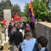 Crònica acte al cementiri de Lleida