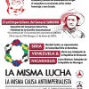 Acte Antiimperialista dissabte 18 a Barcelona.