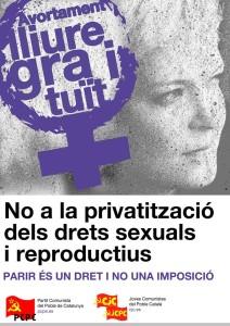 manifestacio avortament