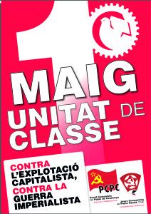 1mayo catalan PCPC