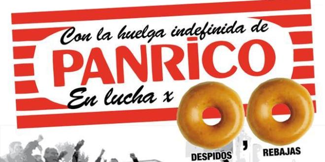 Davant la continuació de la vaga a Panrico Santa Perpètua