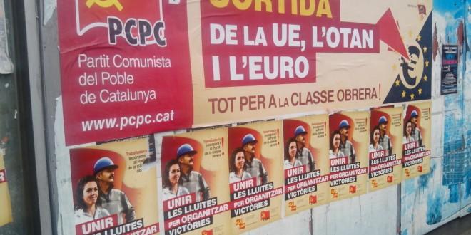 Campanya afiliativa a Santa Coloma de Gramenet