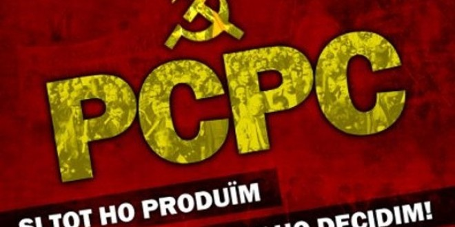 Resolució de la Conferència Nacional del PCPC sobre la qüestió nacional