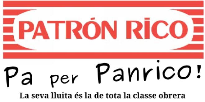 """El PCPC inicia la campanya """"Pa per Panrico!"""""""