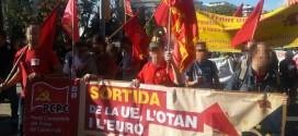 Crònica del 1r de maig a Tarragona