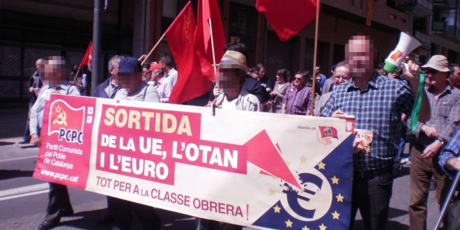 Crònica del 1r de maig a Lleida
