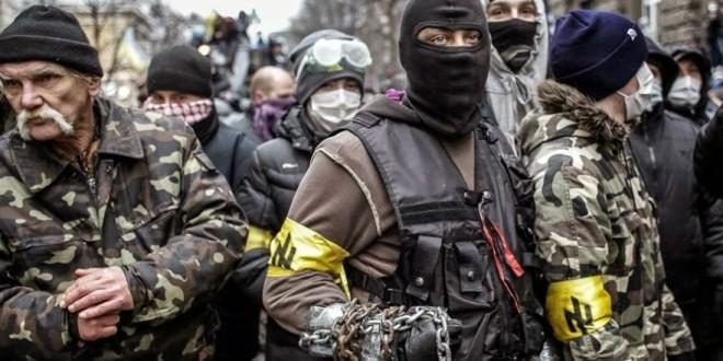 Nota de l'Àrea Internacional del PCPE davant els crims feixistes a Ucraïna