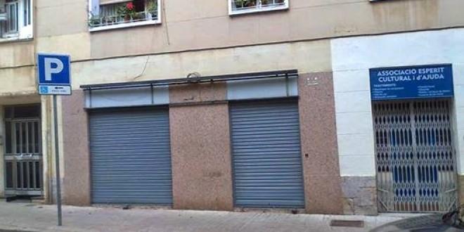Els feixistes reobren el Casal Tramuntana a Sant Martí (Barcelona)