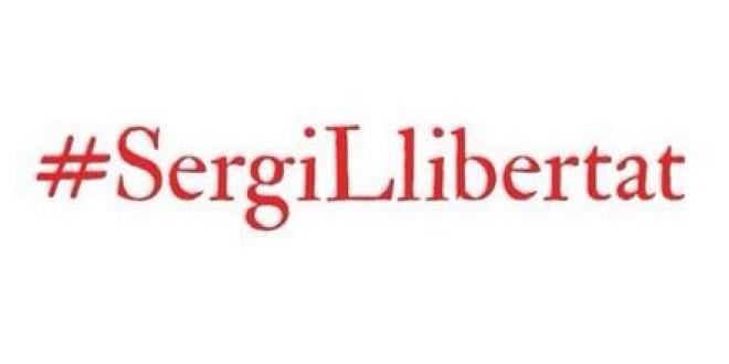 Llibertat immediata pel company Sergi!