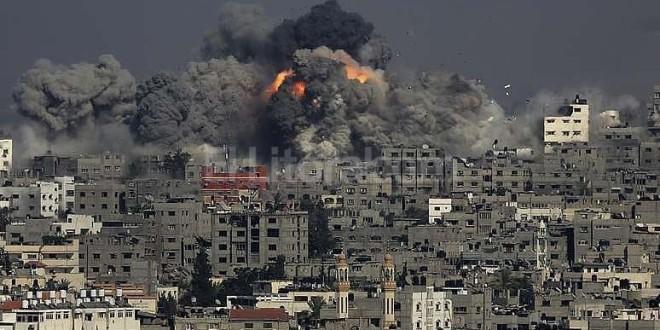 Aturem la barbàrie sionista contra el poble palestí