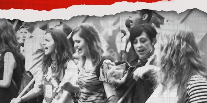 25N: Organitza't i lluita contra la violència sexista i la crisi capitalista