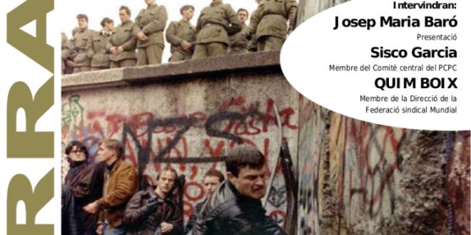 Xerrada: 25 anys de saqueig capitalista a l'Europa de l'Est