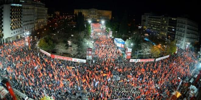 El PCPE saluda l'avanç electoral del KKE