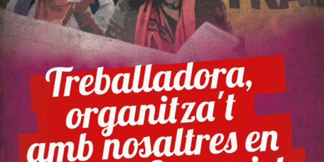 8 de març, dia de la dona treballadora