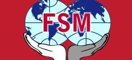 Salutació de la FSM (Federació Sindical Mundial) a la Diada de l'11 de setembre. Pel dret a l'autodeterminació