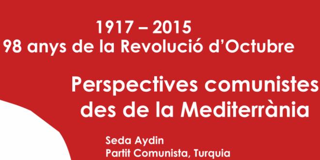 98 anys de la Revolució d'Octubre