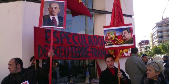 El PCPC en lluita contra el nou Pla Hidrològic