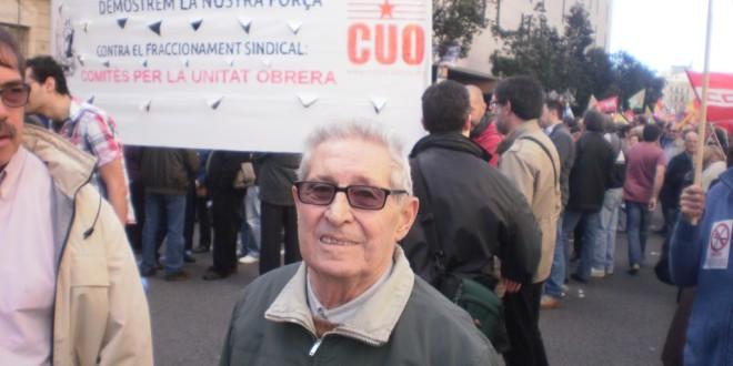 Joan Camarasa: un camarada senzill i inoblidable