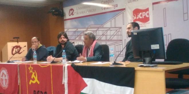 Crònica de la xerrada a Tarragona: La mediterrània zona de guerra