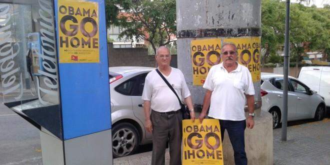 Agitació als carrers de Sta. Coloma