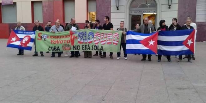Solidaritat internacionalista amb Cuba