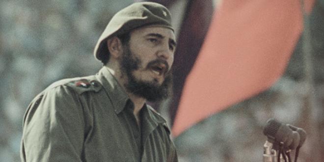 Al.locució feta per Fidel Castro en el Primer de Maig de l´any 2000