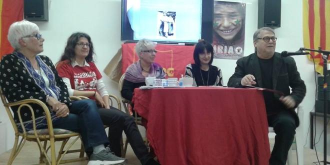 """Crònica acte """"Converses: dones comunistes d'ahir i avui"""""""