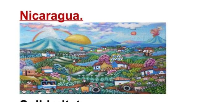 Solidaritat amb Nicaragua Sandinista