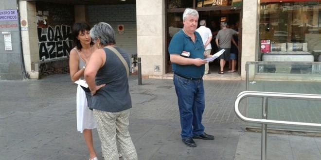 Si el capitalisme no fa vacances…el PCPC de Barcelona tampoc!